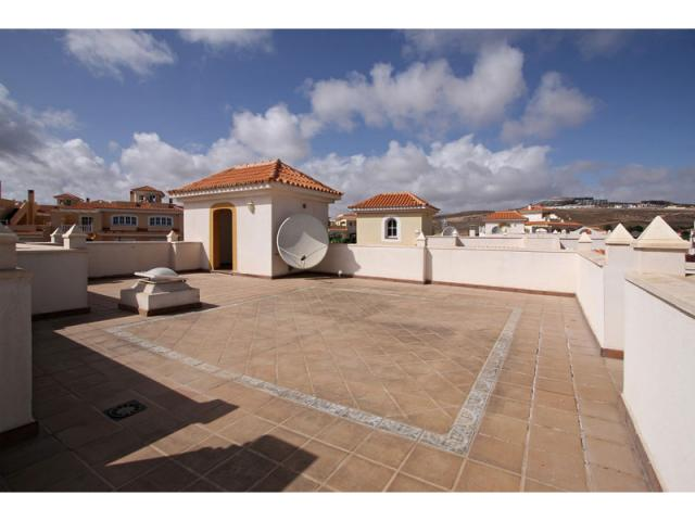 Rooftop patio - Villa Gomera, Caleta de Fuste, Fuerteventura